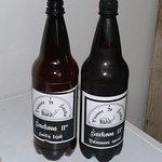 Zakoupená piva Pivovar U Šneka v PET