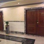Wudu bathrooms on prayer room level