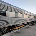 Our train car