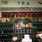 Exotic teas from around the world.