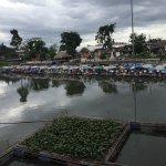 Floating market hadyai