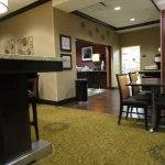 Hampton Inn Cedar City resmi