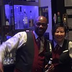 Bartenders at Ritz Carlton