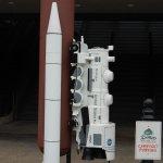 Space Shutttle statue