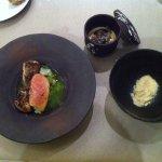Foie gras en 3 services.