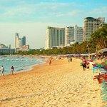 Pattaya Beach Foto