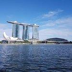 View of Marina Bay