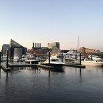Inner Harbor ภาพถ่าย