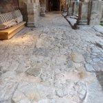Roman Baths: Photo #3: Walkway around pool