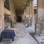 Roman Baths: Photo #4: Closeup of the roman floor
