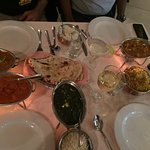I wish I could go back to this moment! AMAZING, Spicy, Indian food!