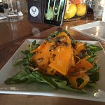 Shaved Butternut Salad