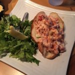 The lobster roll