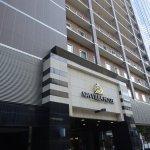 APA別墅酒店 大阪谷町四丁目站前照片