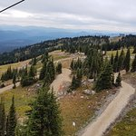 Big White Ski Resort in summer