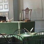 Washinton's chair