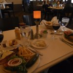 Mammoth Hot Springs Dining Room Foto