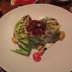 Wedge Salad with Pancetta