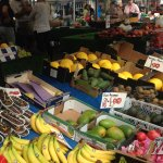 Lots on offer at Bury Market
