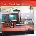trains can't swerve