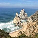 Praia da ursaの写真