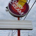Dairy Cream signage