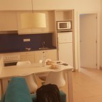 We had a very nice apartment, with 2 bedroom, and two bathroom, it was very comfortable :)