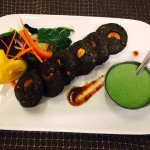 Vegetable hara bhara kabab
