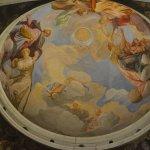 Scuola Grande di San Rocco, ceiling