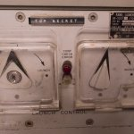 missile commander's launch control switch