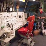 missile commander's station