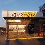 Subway / Marathon Gas Station, Gaylord, MI.