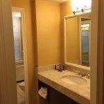 Burbank House bathroom