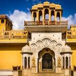 Hawa Mahal - entrance gate