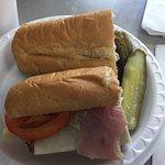 Redskins Sandwich