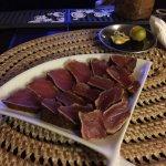 very tasty tuna appetizer!