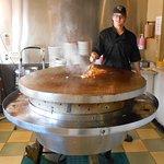 Mongolian Grill 1