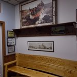 Darrow's Family Restaurant, Mackinaw City, MI.