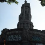 ビスマルク像