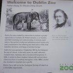 Welcome to Dublin Zoo.