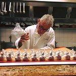Chef Alain Fabregues