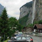 Lauterbrunnen Valley Waterfalls