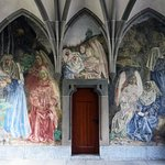 frescoes painted by Paul Bodmer