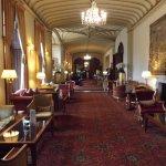 Spectacular Lobby leading to breakfast