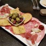 The sharing platter starter