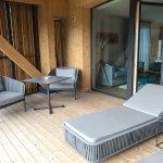 Terrasse Suite 320