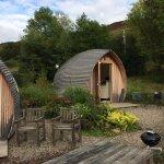 Ardtalnaig Lodge Photo