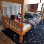 Bunk bed family room