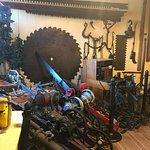 Lumberjack saws