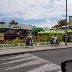 Les Cocotiers restaurant